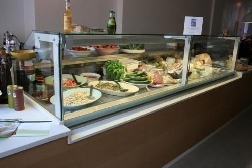Comptoir réfrigéré amalia 2560 mm