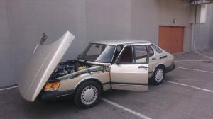 vend Saab 900 i Classique 2.1