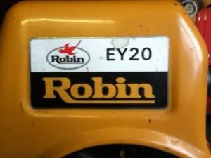 Moteur Robin EY 20 D