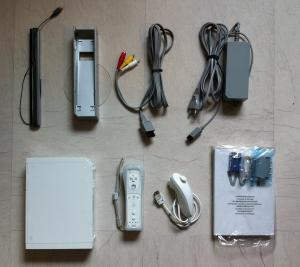 Console Wii complete plus...