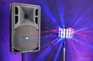 Kit sonorisation et lumière en location