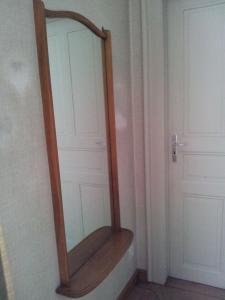 Miroir de chambre à coucher