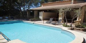 Maison Provence 5pers-piscine -tennis