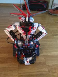 Lego Mindstorms EV3 en Très bon état COMPLET.