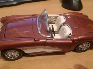 Chevrolet 1957 Burago (modèle réduit)
