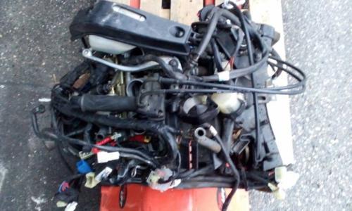 Pièces détachées modèle yamaha R6 2005 31'000 km