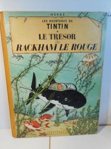 Tintin 3 albums anciens