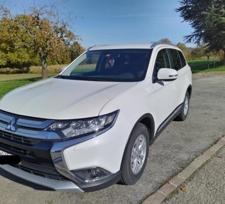 Mitsubishi Outlander 2.2 style 4WD automatique