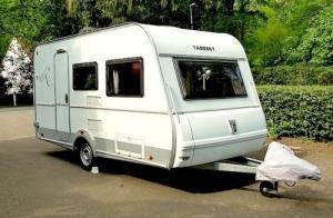 Caravane Tabbert Rossini 400 QD