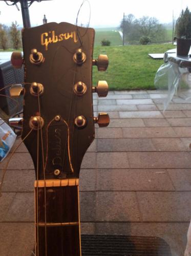 Guitare Gibson originale de 1966
