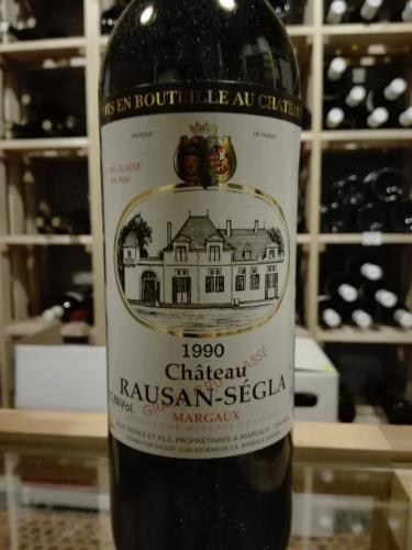 Château Rausan Ségla 1990