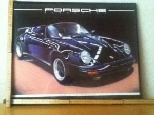 Tableau Porsche 911 speedster