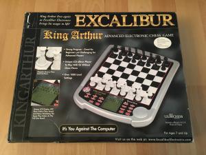 Jeux d'échecs Excalibur