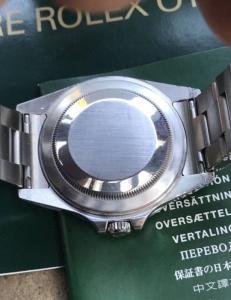 Montre ROLEX Explorer 2 référence 16570, série Y