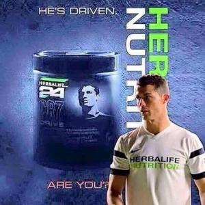 Nutrition sportive Herbalife 24