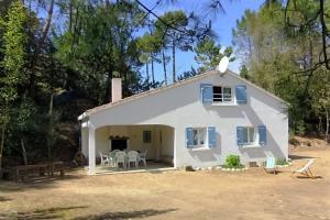 Villa à Saint Jean de Monts (F-côte atlantique)