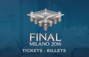 4 billets UEFA Champions League Final