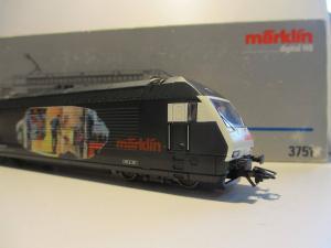 Märklin HO 3751 Heizerlok Serie 460 ref 460017-7 Digital