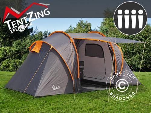 Campingzelt, TentZing® Xplorer für die Familie, 4 Perso