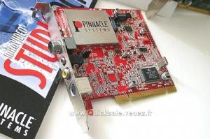 Carte Pinnacle Studio DC10 Plus
