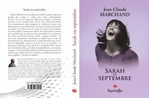 Roman noir à lire absolument: Sarah en septembre