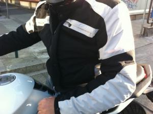 veste de moto IXS, taille XL