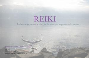 Praticienne diplômée propose Reiki