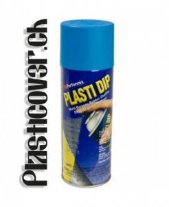 Plasticover - Plastidip Bleu mat - spray