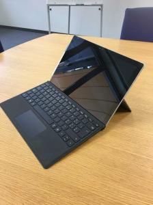 Surface Pro 4 impeccable + clavier