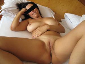 Femme infidèle de 45 ans non satisfaite