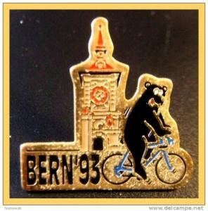 Pin´s Tour de Berne 93