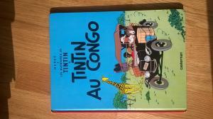 A vendre: BD Tintin au Congo en bon état