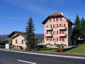 Appartement de Vacances Vallée de Joux