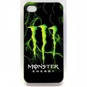 coque Iphone 5 Monster Energy