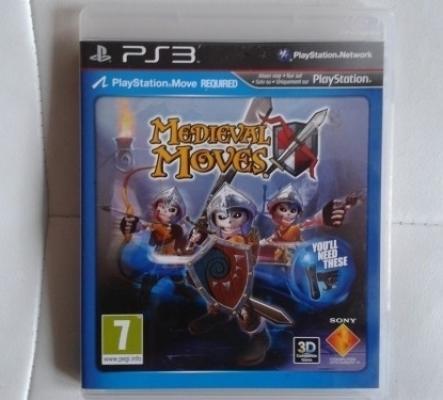 Medieval Moves sur PS3