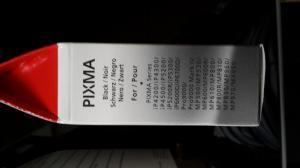 CARTOUCHES PIXMA n° 8