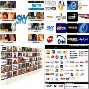 Dreambox 820 HD + abonnement 12 mois
