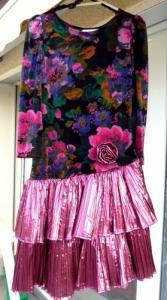 Belle robe de fête