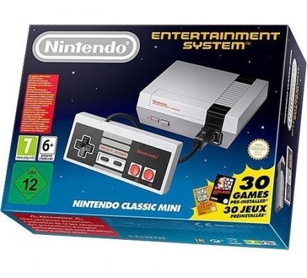 Console Nintendo Classic Mini Nes Neuve
