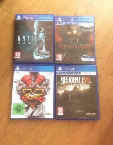 PS4  avec 2 contrôleurs et 15 meilleurs jeux
