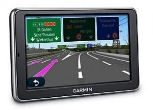 GPS Garmin nüvi 144lmt
