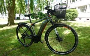 Vélo électrique GIANT Explore E+0 GTS
