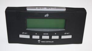 Horloge Reveil Radio-controled AURIOL