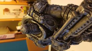 statue gears of war 1 boomer