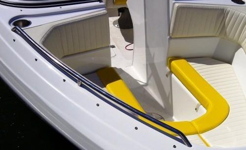 Bateau open propultion electrique