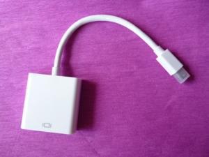 MSB : Adaptateur mini-display port- HDMI