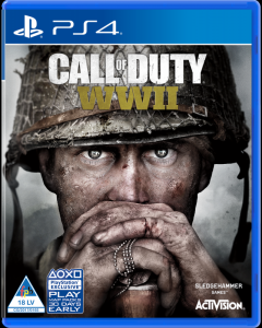 Call of Duty World War 2 PS4