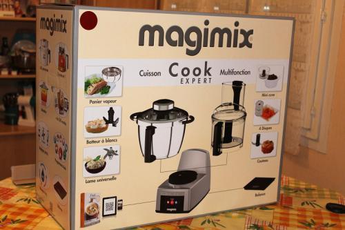Magimix cook expert neuf sous garantie