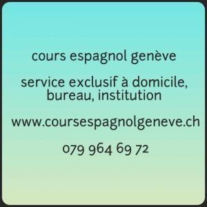 traducteur espagnol geneve 0799646972, cours espagnol