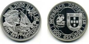 1000 Escudos - João II